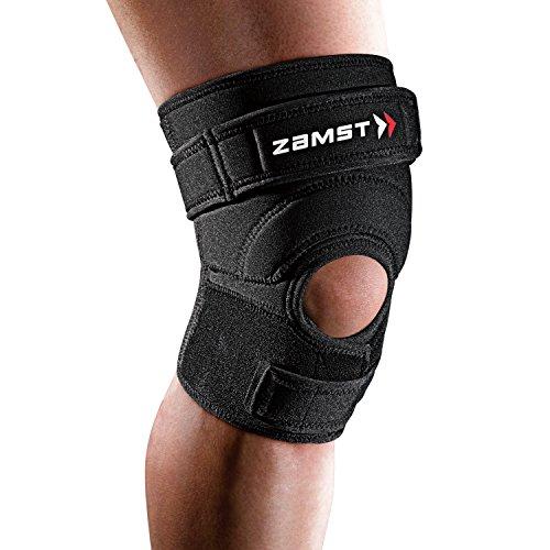 ザムスト (人気激安) ZAMST ひざ 膝 サポーター 開店祝い JK-2 左右兼用 371204 日常生活 LLサイズ スポーツ全般