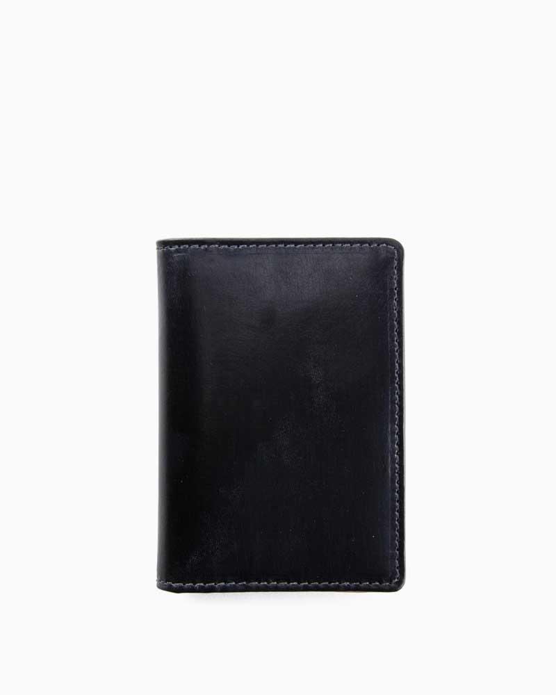 ホワイトハウスコックス【Whitehouse Cox】型番:S2380(ブラック/ナチュラル) カードケース ビジネスツール ツートーン ツートン ヴィンテージブライドルレザー 牛革 男女兼用