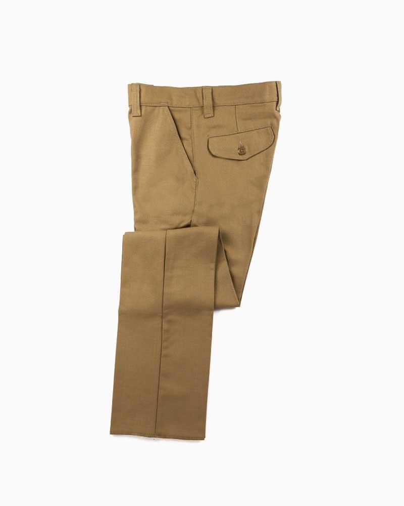 フィルソン【FILSON】FENIMORE TWILL PANTS (カーキ) メンズ ロングパンツ(ベージュ)