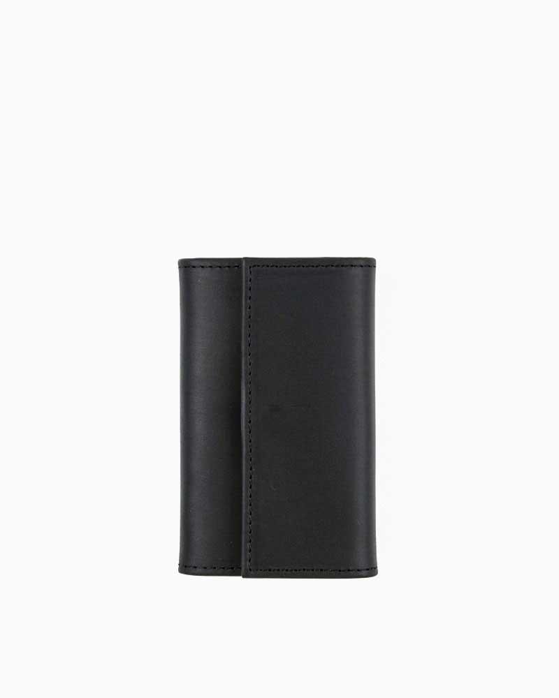 セトラー【SETTLER】型番:OW5794(ブラック) カウハイド キーケース 男女兼用