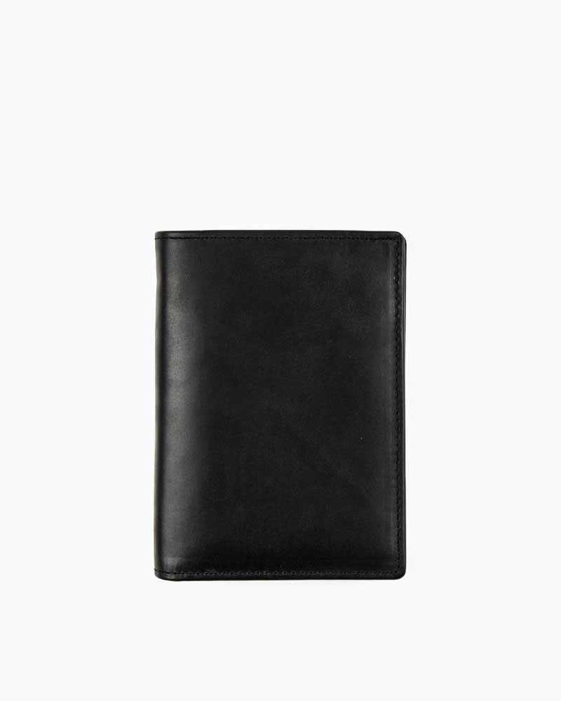 セトラー【SETTLER】型番:OW1565(ブラック) カウハイド 財布 二つ折り財布
