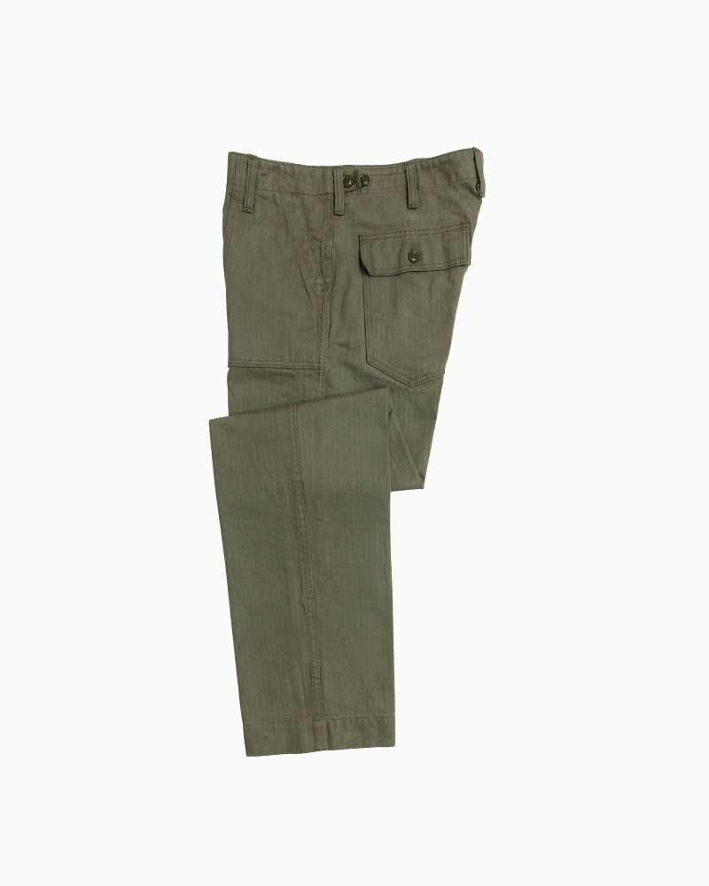 フィルソン【FILSON】SUPPLY PANTS (オリーブ) メンズ ワークパンツ(グリーン)