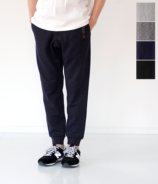 [GRAMICCI] グラミチ  COOLMAX KNIT NARROW RIB PANTS(Men's) クールマックスニットナローリブパンツ GUP-19S020