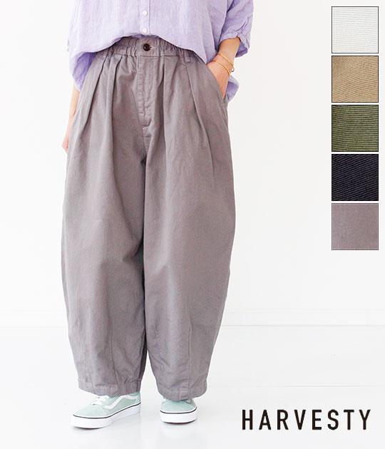 [HARVESTY]ハーベスティ チノクロスサーカスパンツ A11709