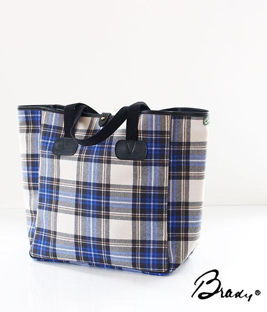 [Brady]ブレディ トートバッグ SMALL CARRYALL CHECK