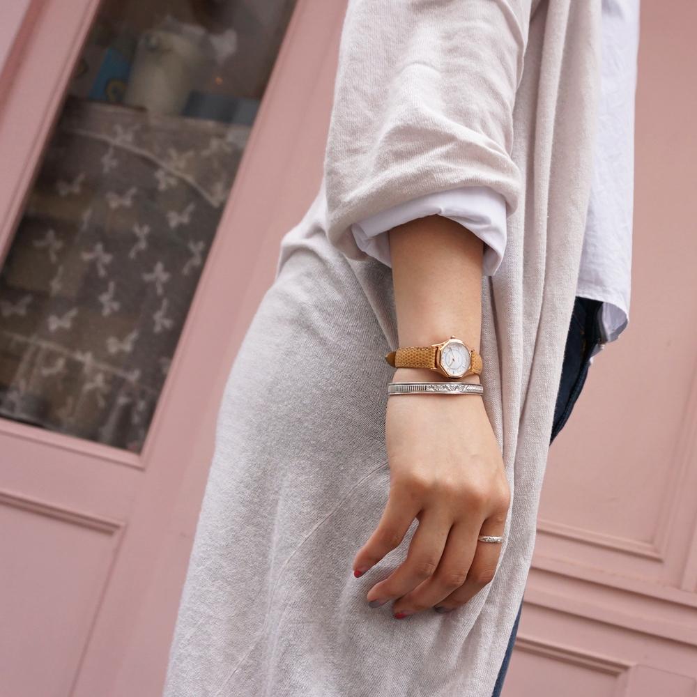 【選べるベルト36色】フランス 時計 ピエールラニエ 八角形ウォッチ レディース 腕時計 革ベルト p043504 p043604 p043904