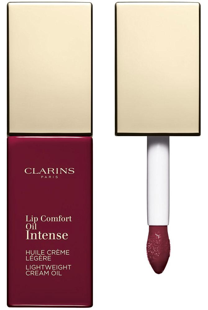 高いロングラスティングシャインをあなたの唇に クラランス CLARINS コンフォート リップオイル タイムセール インテンス 送料無料 定番キャンバス フランスより直送品 インテンスバーガンディ 08 7ml