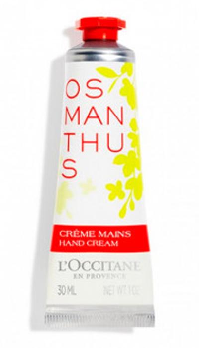 定番スタイル ロクシタン LOCCITANE 2021年新シリーズ発表 オスマンティウス ハンドクリーム 別倉庫からの配送 30ml MAINS OSMANTHUS L'OCCITANE CREME 日本未発売品