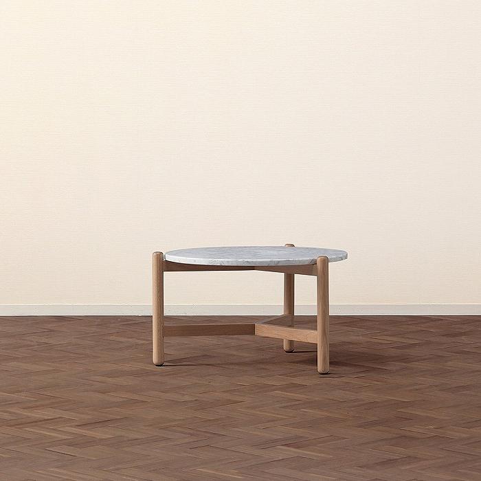 Francfranc フランフラン リビングテーブル 大幅値下げランキング シフラ φ650 送料込価格 コーヒーテーブル オンラインショッピング