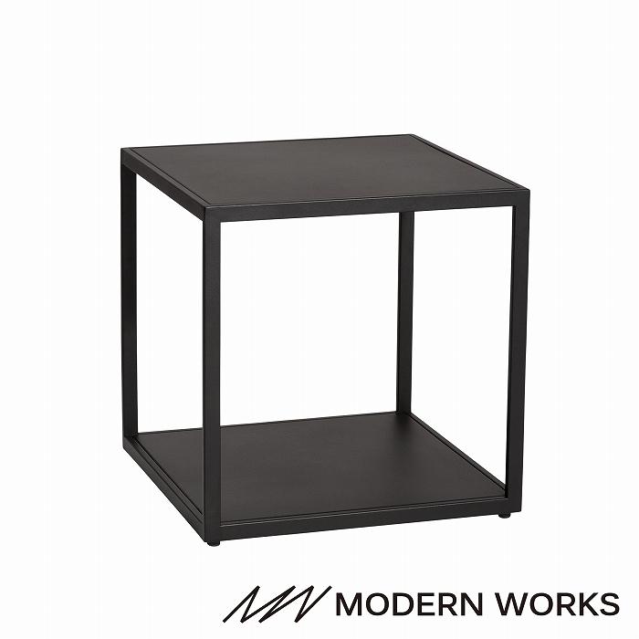 MODERNWORKS モダンワークス リビングテーブル サイドテーブル ステーロ サイドテーブル (ブラック) 【W400】 送料込価格
