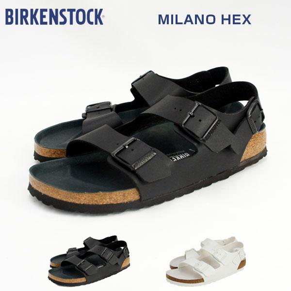(15%OFFクーポン対象) BIRKENSTOCK ビルケンシュトック MILANO HEX ミラノ メンズ ユニセックス (1008074) (1008075)