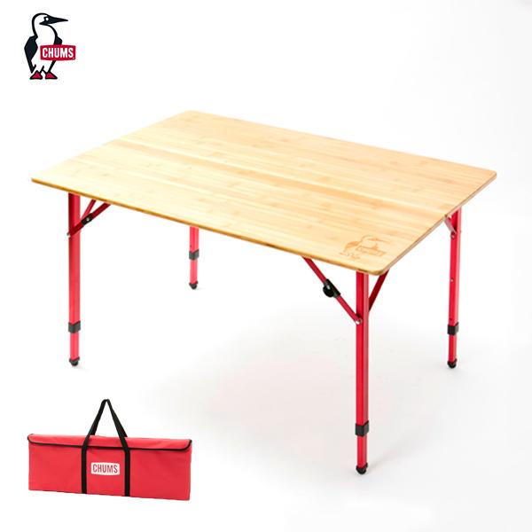CHUMS チャムス / Bamboo Table 100 バンブーテーブル(CH62-1361)(2019春夏商品)(送料無料) キャンプ アウトドア 折りたたみ BBQ