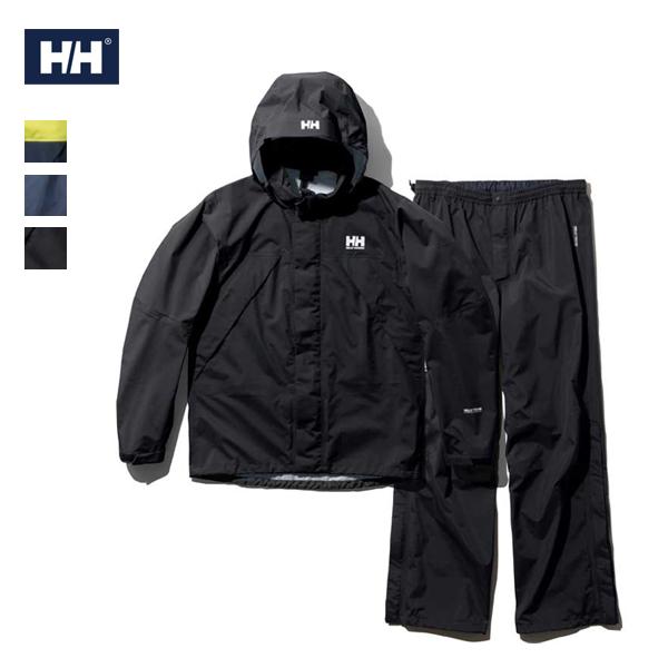 HELLY HANSEN ヘリ―ハンセン / Helly Rain Suit ヘリーレインスーツ (HOE12000) (ユニセックス) (2020春夏商品)