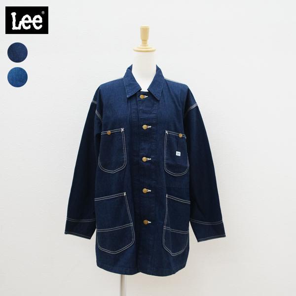 (15%OFFクーポン対象) Lee リー/ LOCO JACKET ロコジャケット (LL6061)(2019年秋冬) デニムジャケット オーバーサイズ