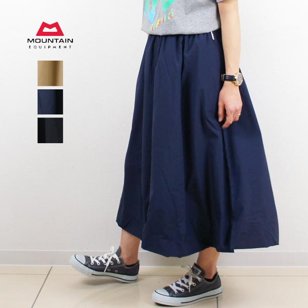 (15%OFFクーポン対象) MOUNTAIN EQUIPMENT / Easy Skirt イージースカート (マウンテンイクイップメント) (424451) (2020春夏)