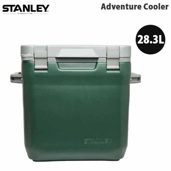 (10%OFFクーポン対象) STANLEY スタンレー ADVENTURE COOLER (30 QT) (28.3L) アドベンチャークーラー BBQ アウトドア 野外 保冷 クーラーボックス