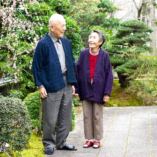 宮田織物 羽織 haori kutinasi ブルー ジャケット メンズ レディース 着物 カジュアル 普段着 男性 女性