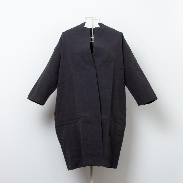 ヤンマ産業 会津木綿 コートジャケット スミクロ ACT-JK-PAG YAMMA