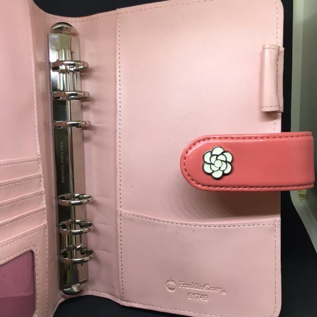 经过小型的尺寸马卡龙·文件夹环,变成20mm公开类型粉红-(443)★退货不可商品★