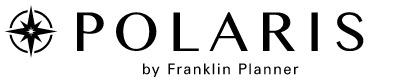 A5サイズ(6穴)ホースレザー・バインダーPOLARIS by Franklin Planner(ポラリス フランクリン・プランナー)