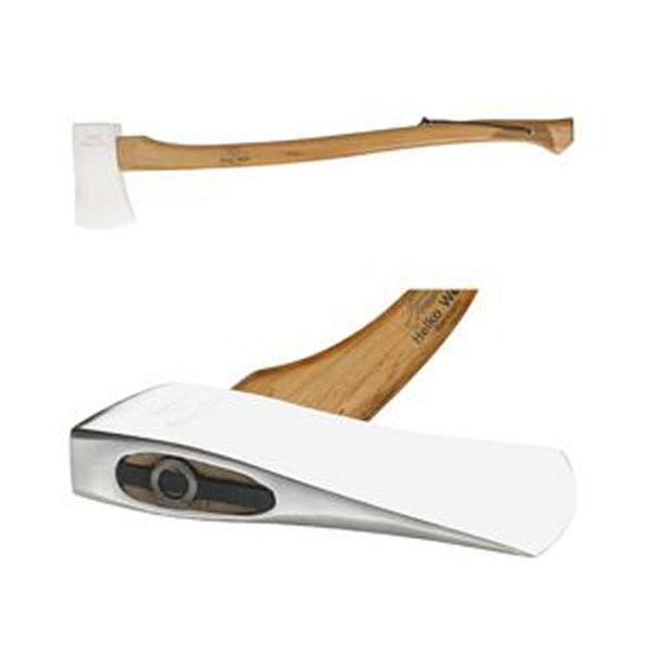 薪ストーブ薪割り用斧 マークIV CL-4全面鏡面仕上げの刃とローレット仕上げのグリップ【smtb-u】