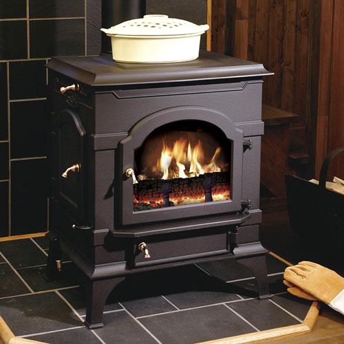 燃木铸-赖特 (小) 炉具、 荷兰西部 FA247