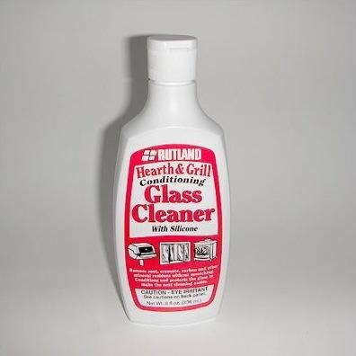 薪ストーブの耐火ガラスを掃除する際に必要なクリーナーです 薪ストーブ用ガラスクリーナー モデル着用 オンラインショッピング 注目アイテム ボトル