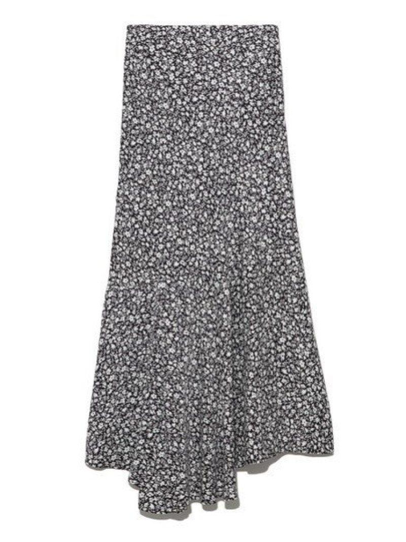 [Rakuten Fashion]【SALE/40%OFF】イレギュラーヘムスカート FRAY I.D フレイ アイディー スカート フレアスカート ブラック ホワイト ピンク【RBA_E】【送料無料】