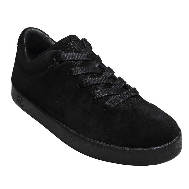 AREth アース I lace all black ブラック ワン スケートボード 靴 シューズ スニーカー
