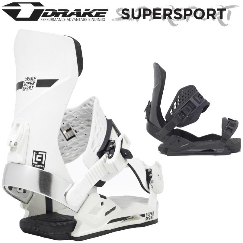 ドレイク スーパースポーツ DREAK SUPER SPORT SNOWBOARD スノーボード メンズ ビンディング バインディング オールラウンド グラトリ 2019-2020※9月末~10月末入荷予定