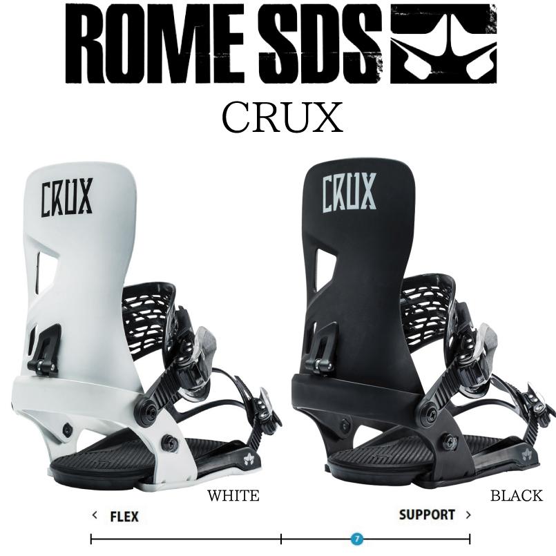 ローム クラックス SNOWBOARD ROME CRUX スノーボード ビンディング 2018-2019