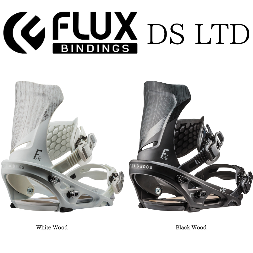 フラックス ディーエス リミッテッド FLUX DS LTD SNOW スノーボード ビンディング 2018-2019