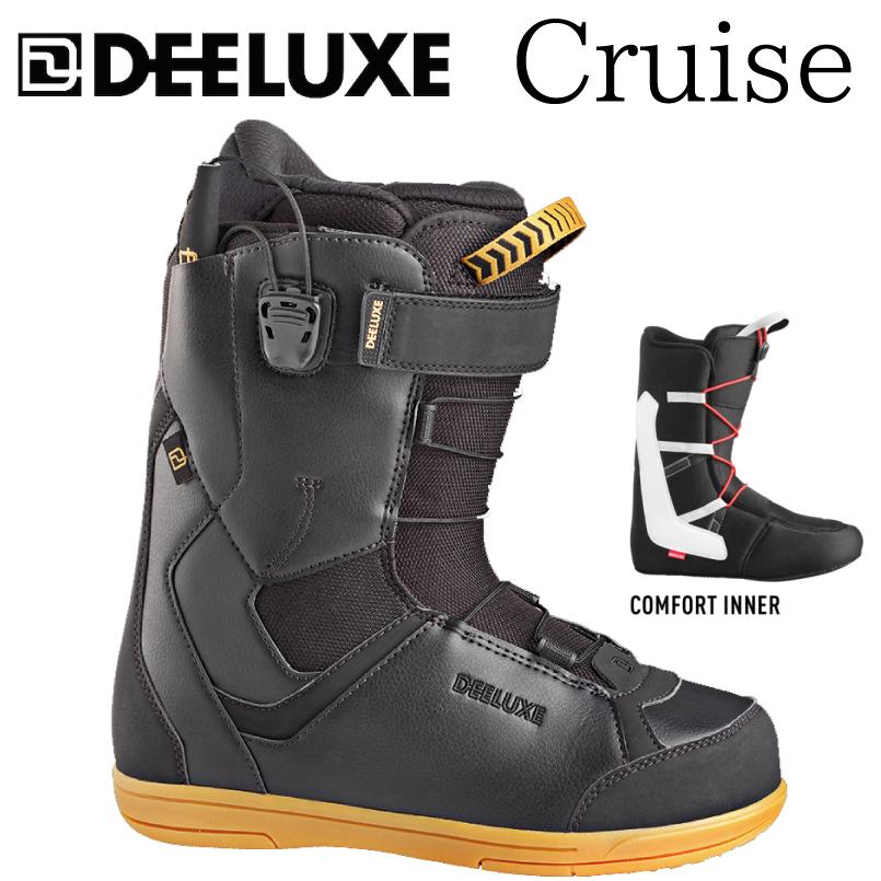 ディーラックス クルーズ DEELUXE Cruise SNOWBOARD BOOT スノーボード ブーツ  スノースケートブーツ 成形いらず