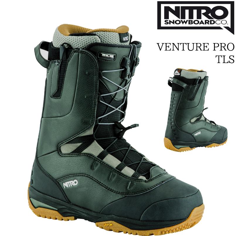 ナイトロ ベンチャープロ ブーツ メンズ用 NITRO VENTURE PRO TLS SNOW スノーボード ブーツ 18-19