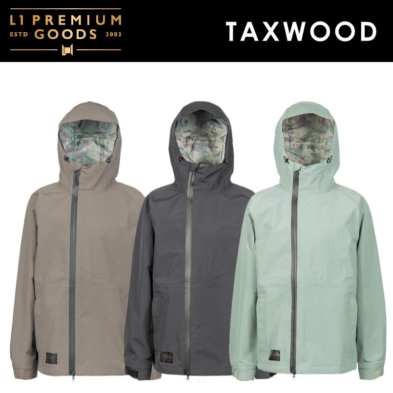 L1 PREMIUM GOODS エルワン <TAXWOOD タックスウッドジャケット>SNOWBOARD WEAR スノーボード ウェア 2018-2019