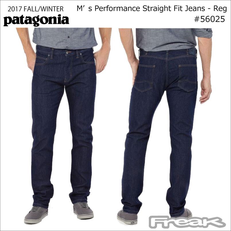 数量限定【最大1200円クーポン】配布中!!パタゴニア PATAGONIA デニムパンツ 56025 Performance Straight Fit Jeans - Regular メンズ パフォーマンス ストレート フィット ジーンズ(レギュラー)※取り寄せ品
