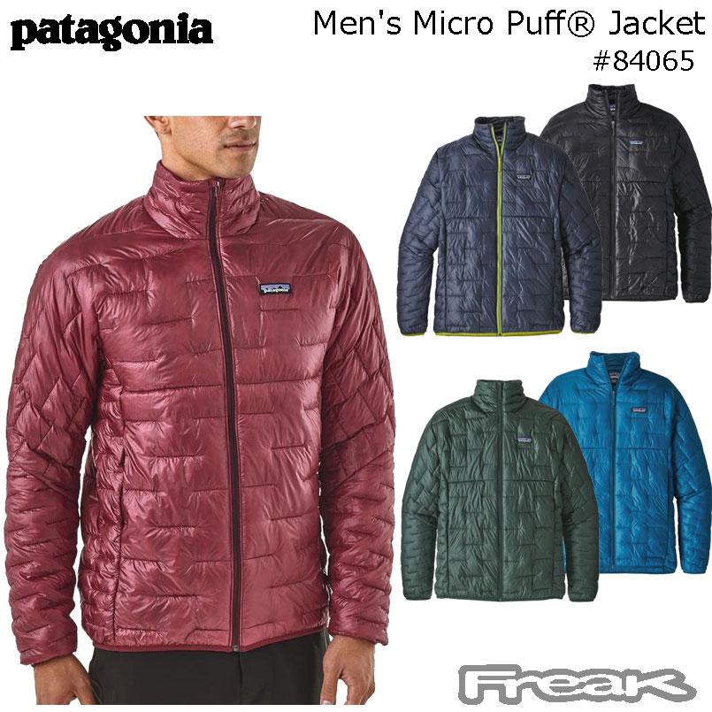 数量限定【最大1200円クーポン】配布中!!パタゴニア PATAGONIA  ジャケット 84065<Men's Micro Puff・・ Jacket メンズ マイクロ パフ ジャケット > 2018FW※取り寄せ品