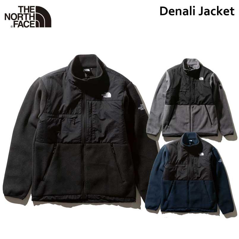 ザ ノースフェイス デナリジャケット フリースジャケット THE NORTH FACE Denali Jacket NA71951