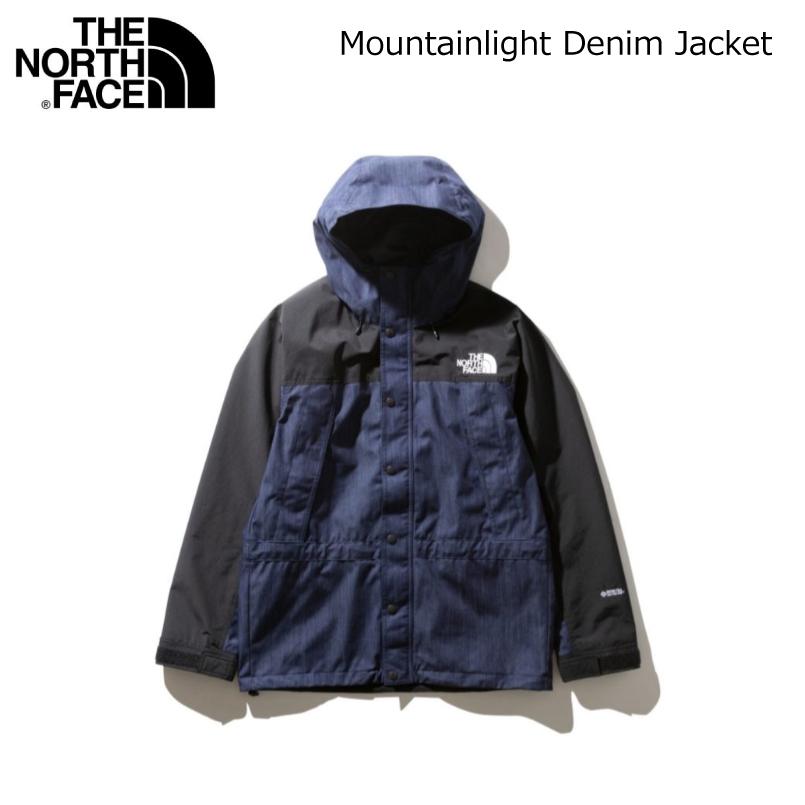 ノースフェイス マウンテンライトデニムジャケット THE NORTHFACE Mountain light Denim Jacket NP12032