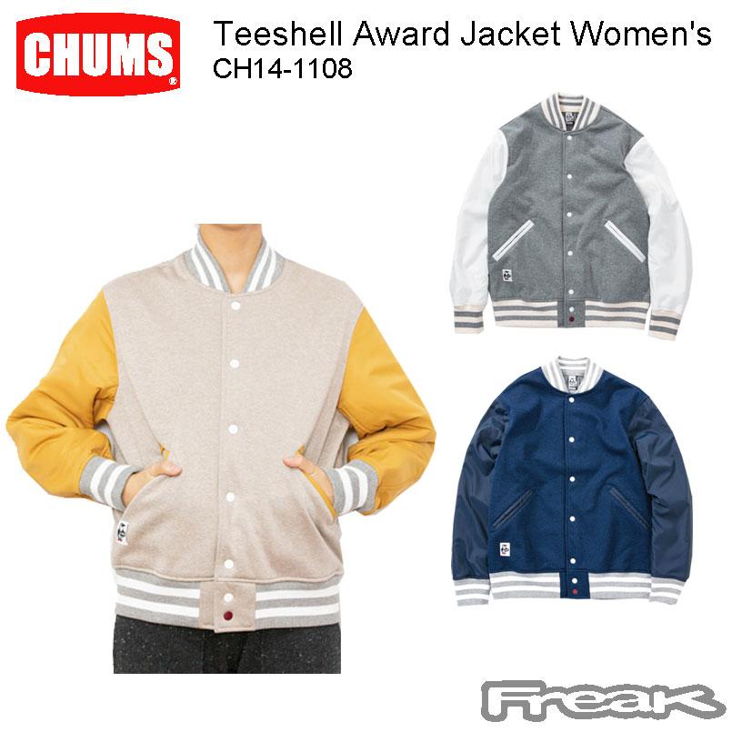 CHUMS チャムス レディース トップス CH14-1108<Teeshell Award CHUMS Jacket Women's ティーシェルアワードジャケット(ジャケット レディース トップス/アウター)>※取り寄せ品, 壁紙珪藻土のDIYならWallstyle:b3d95210 --- officewill.xsrv.jp