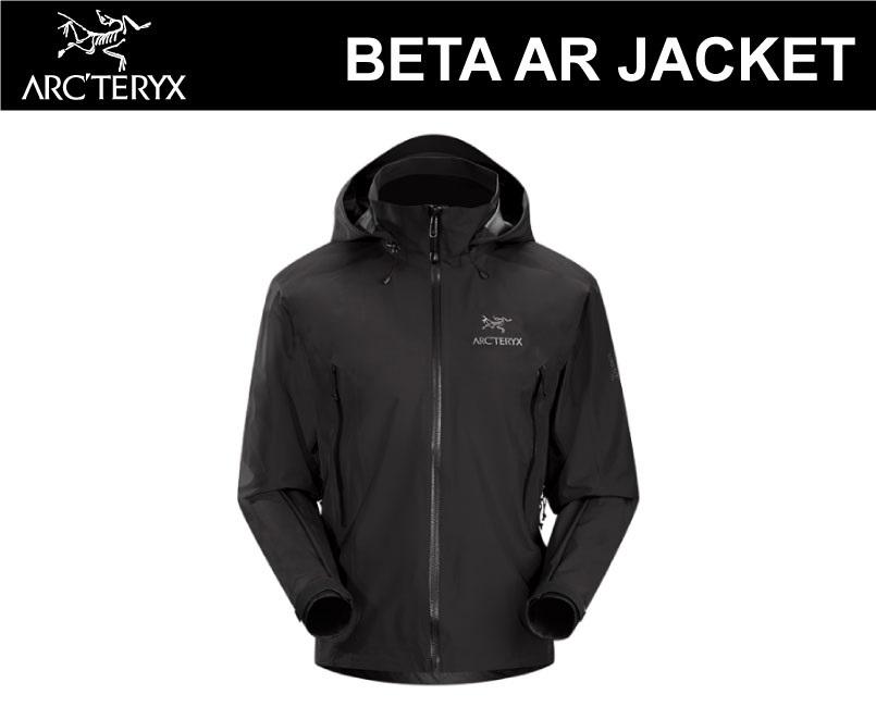 数量限定配布中!!あす楽 国内正規品 ARC'TERYX アークテリクス <Beta AR Jacket Mens  ベータ AR ジャケット メンズゴアテックスジャケット>GORE-TEX #12701arcteryx