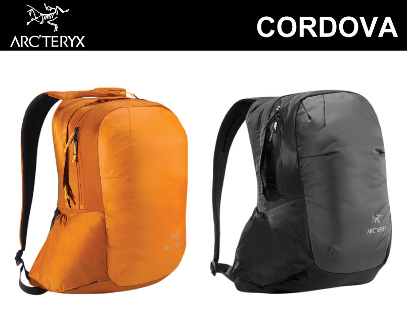 あす楽 国内正規品 ARC'TERYX アークテリクス <Cordova Backpack コルドバ>バックパック #14602arcteryx
