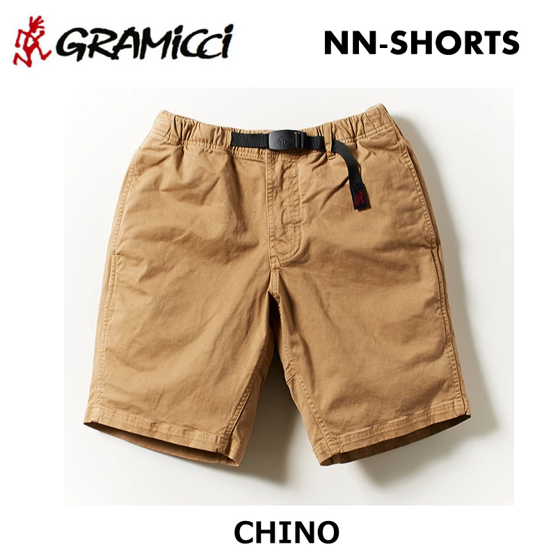 グラミチ GRAMICCI メンズ ショーツ NN SHORTS CHINO チノ ベージュ カーキdhtrxsQCB