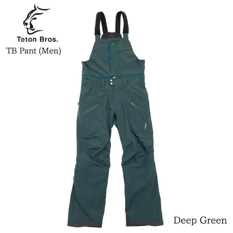 ティートンブロス ティービーパンツ TetonBros TB Pant (Men) 18-19 ポーラテック