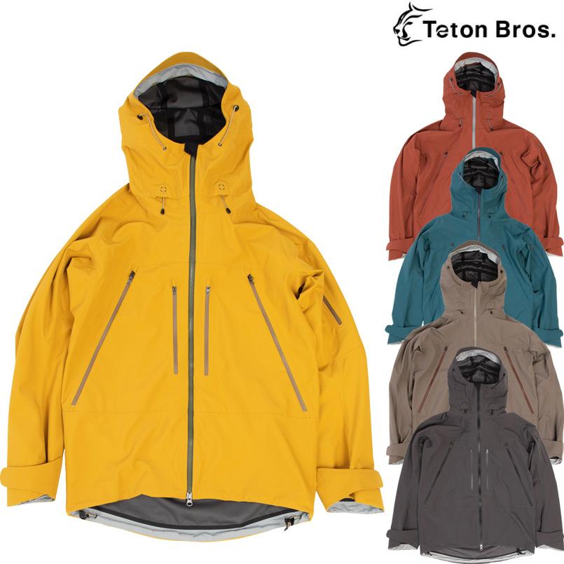 ティートンブロス ティービージャケット TetonBros TB Jacket Men 19-20 ポーラテック