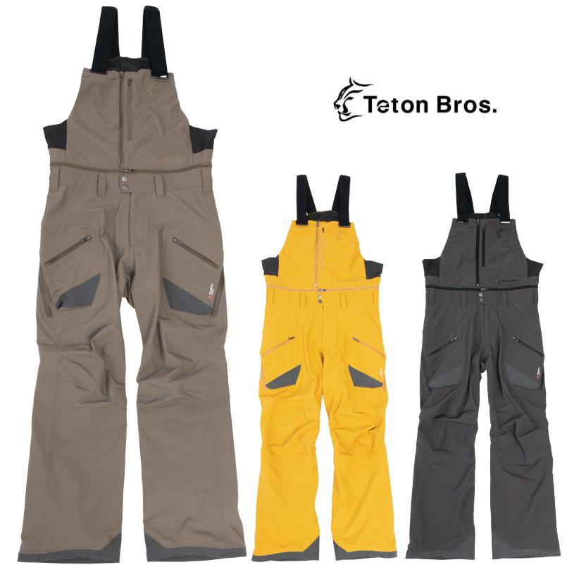 ティートンブロス ティービーパンツ TetonBros TB Pant Men 19-20 ポーラテック