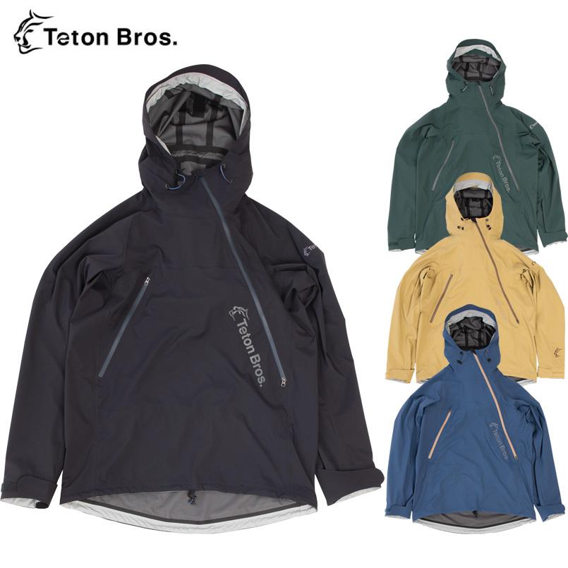 ティートンブロス ツルギ ジャケット ケービー TetonBros Tsurugi Jacket KB Unisex 2019-2020 ポーラテック