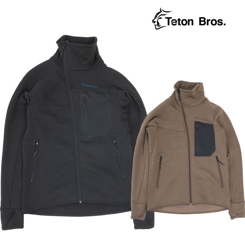 ティートンブロス アフトン ツー ジャケット TetonBros Afton Jacket Men 2019-2020 インナー フリース