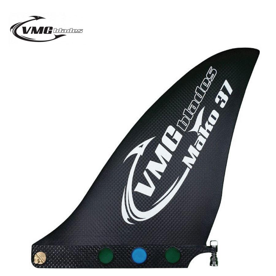 オールラウンドで使用したい方にオススメ VMG blades 新作送料無料 本物 Mako 37 ジー エム ブイ フィンケース付き マコ