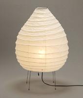 【送料無料】光の彫刻 イサムノグチ AKARI スタンドライト 60ワットタイプ(電球付き) 和風 和室 スタンドライト 和紙 テーブルライト フロアライト /インテリア照明 フレッヒダックス